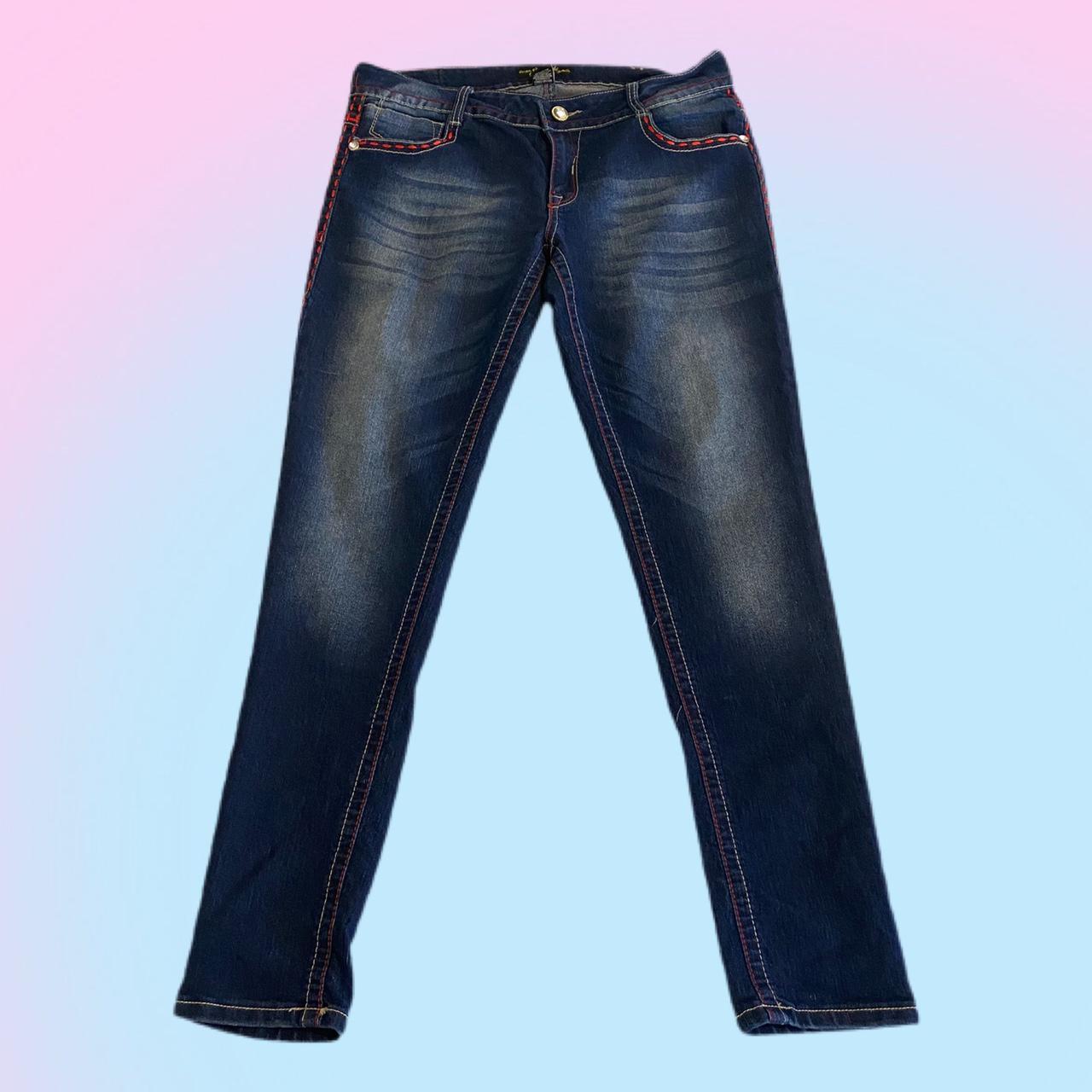 Product Image 1 - Vintage y2k SouthPole jeans 🦋💫