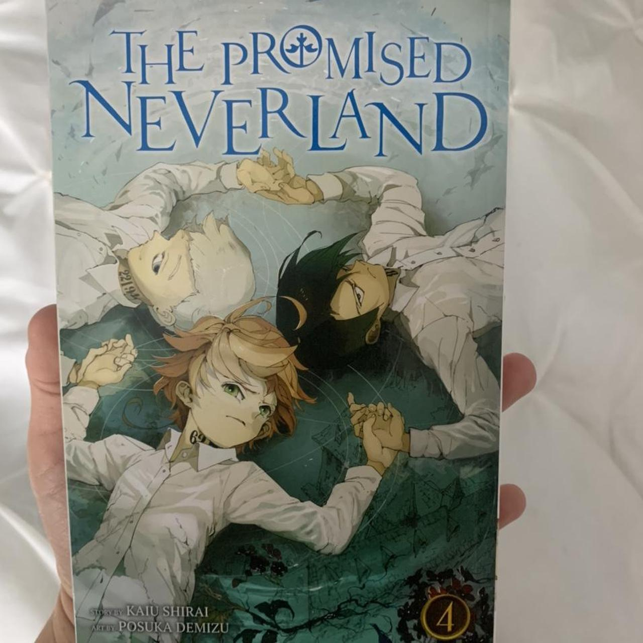 Product Image 1 - The promised neverland volume 4  Bought
