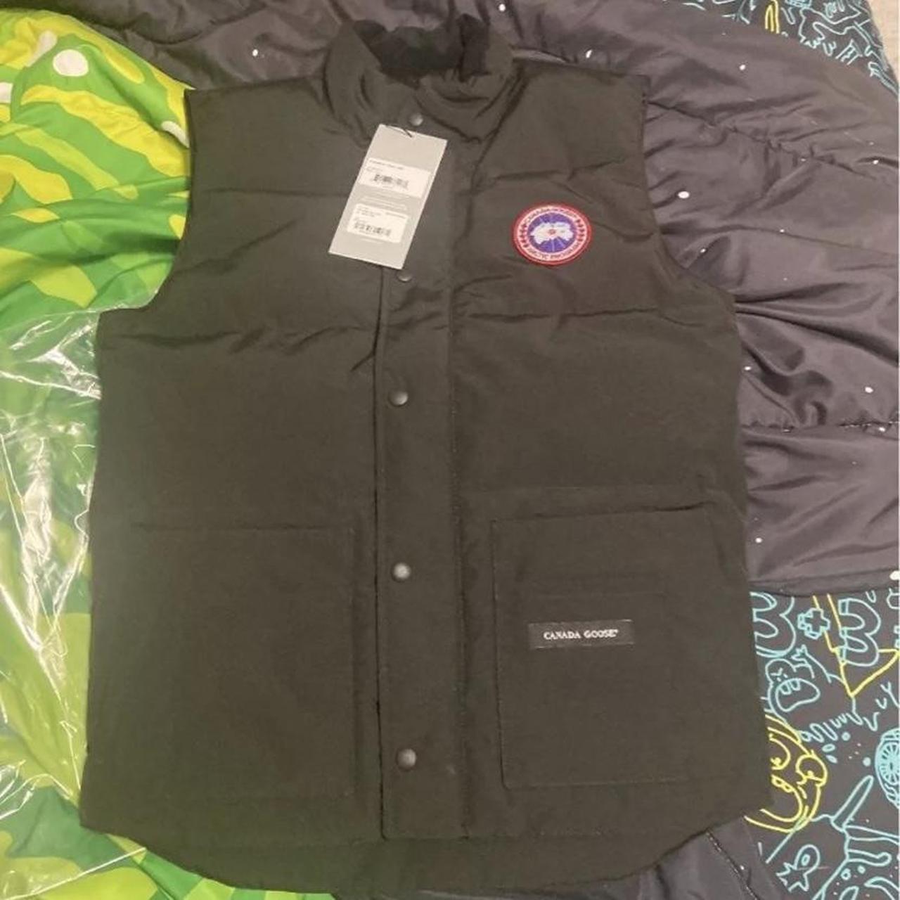 Product Image 1 - Canada goode gilet vest. Worn