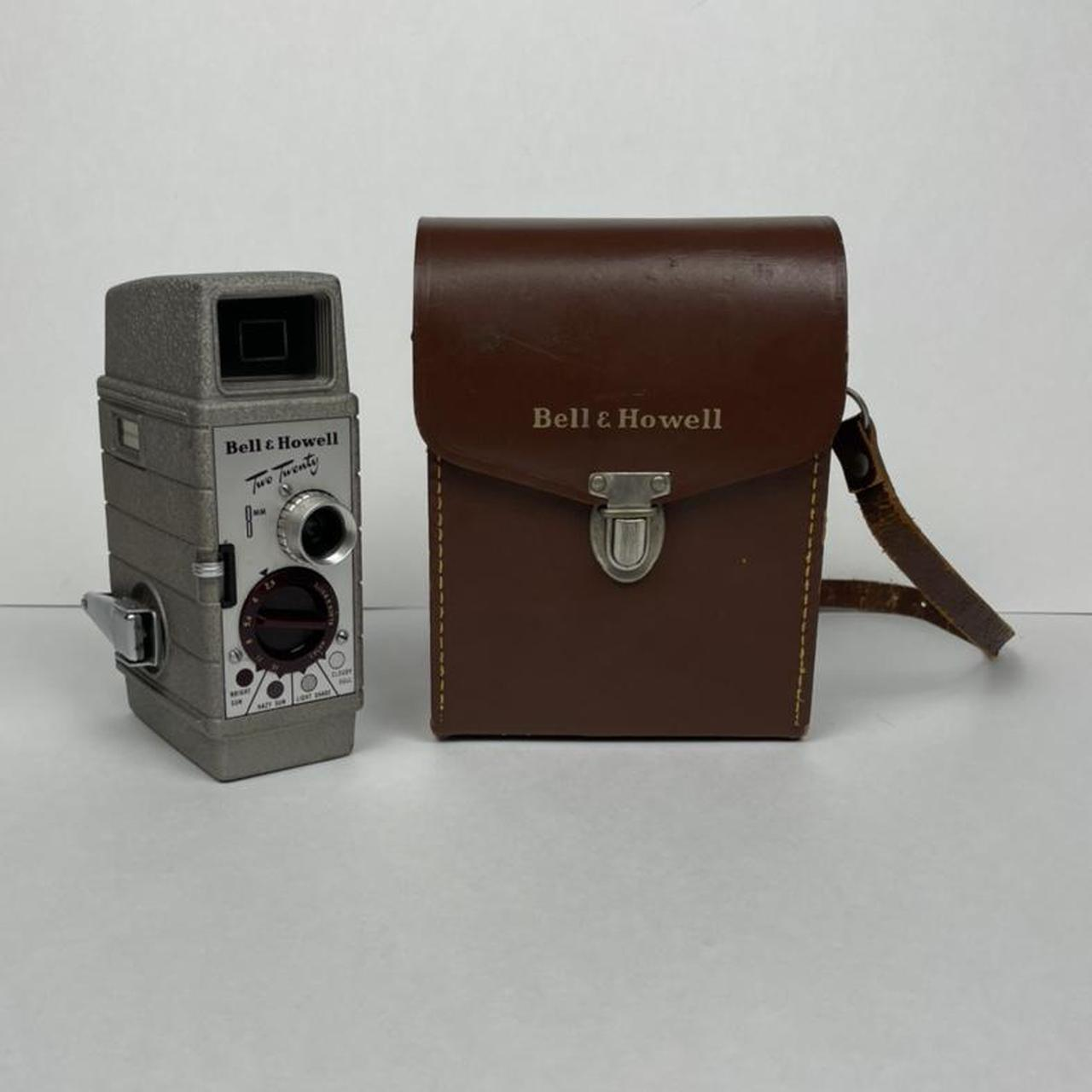 Product Image 1 - Vintage Bell and Howell Two