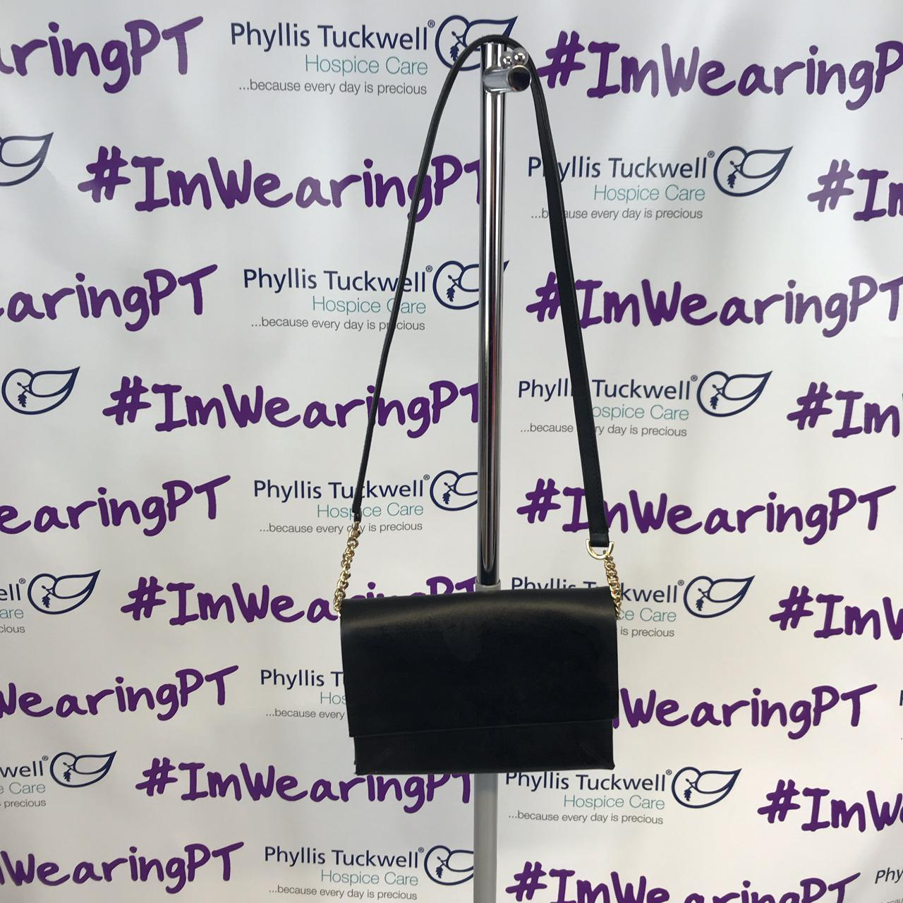 Product Image 1 - Whistles  Black Leather shoulder bag