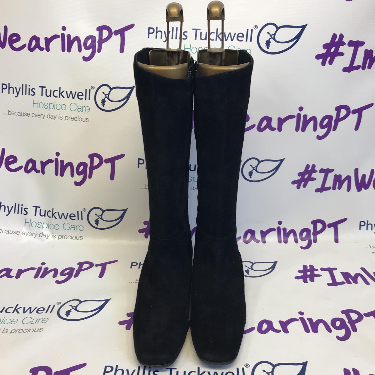 Product Image 1 - Lea Soft Plain black knee high