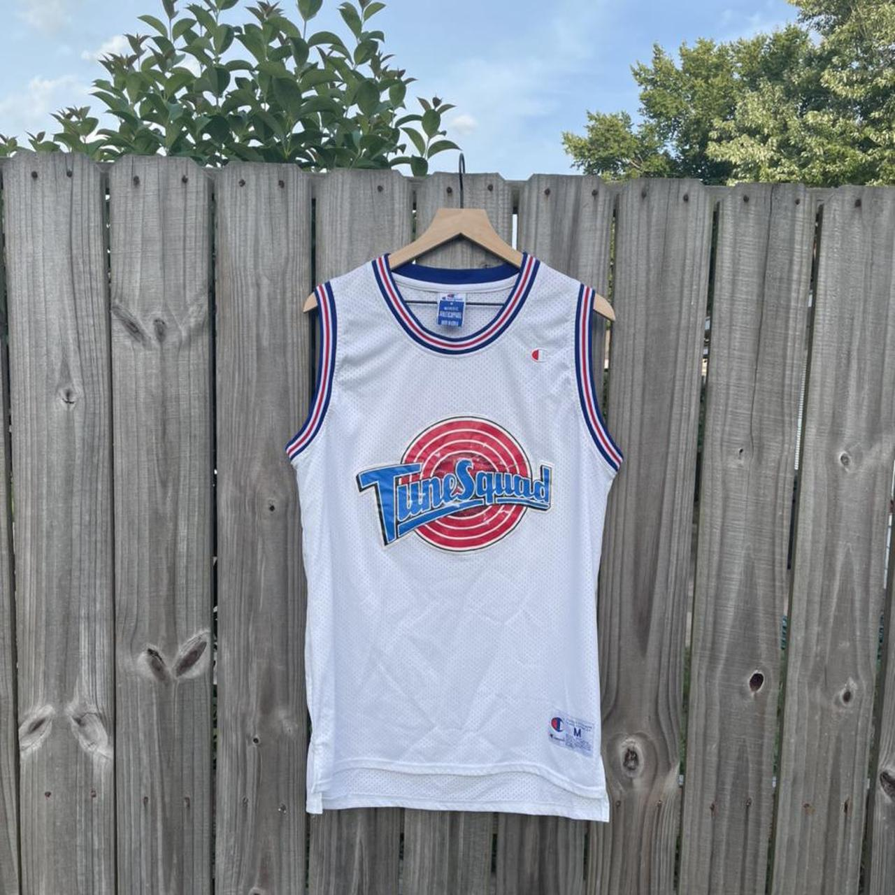 Product Image 1 - Space Jam White Champion Jersey