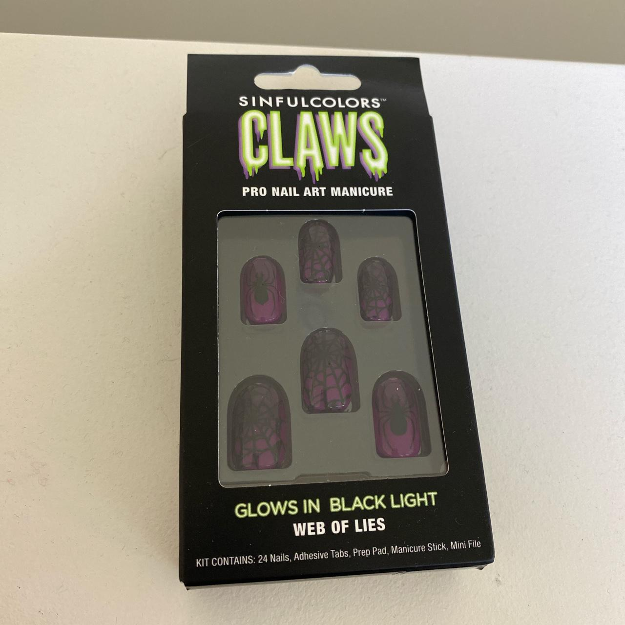Product Image 1 - Brand New  SinfulColors Claws, Halloween Press