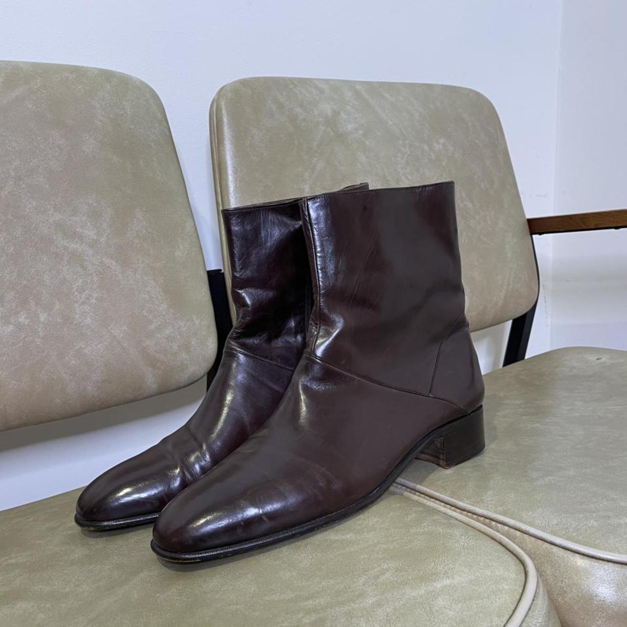 Product Image 1 - Bruno Magli Bandero leather boots
