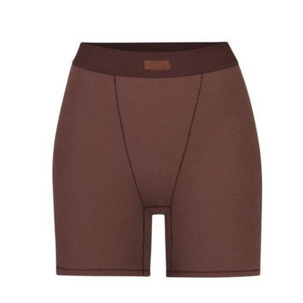 Product Image 1 - Skims Garnet Boxers Size XXS Worn like