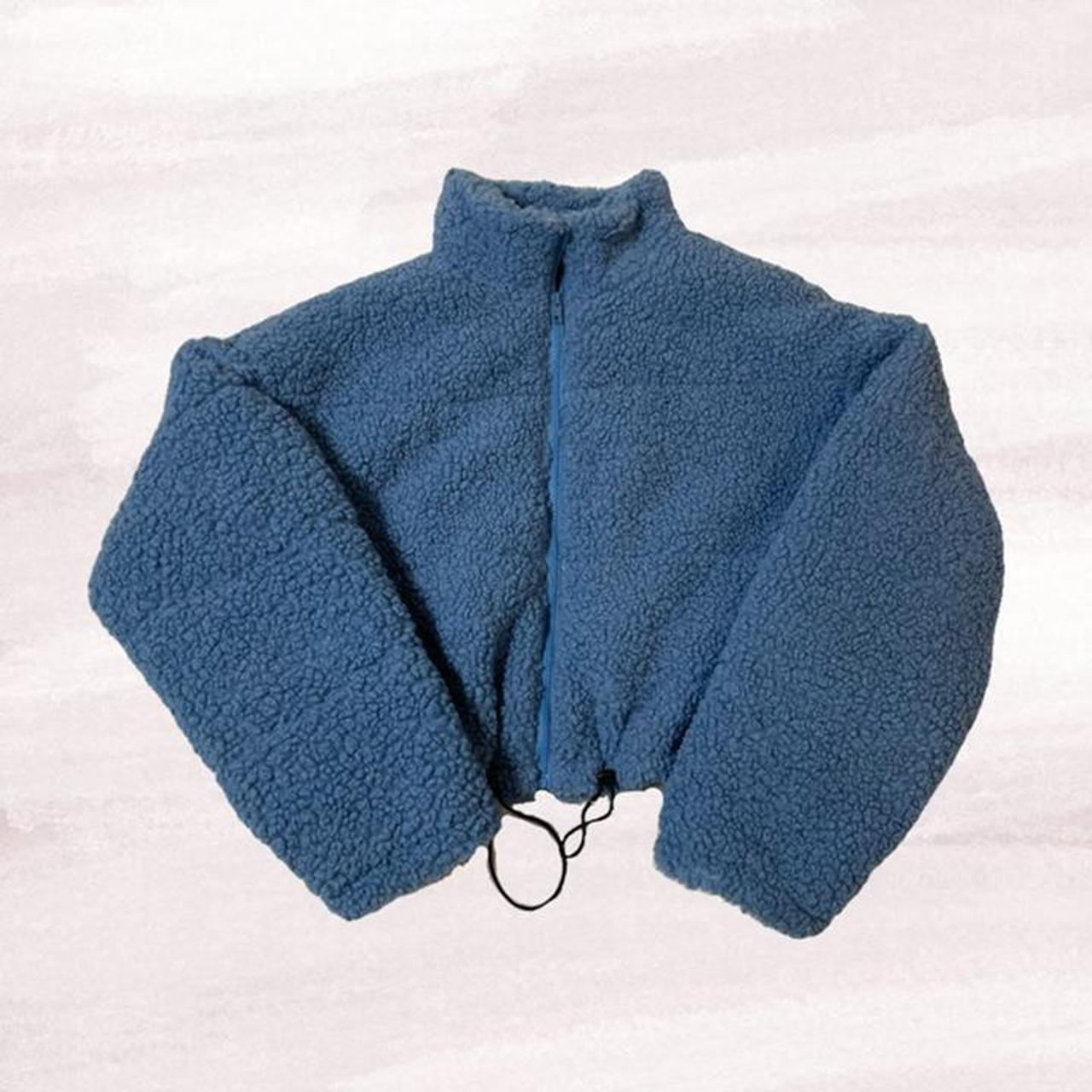 Product Image 1 - 💙Brand new blue Sherpa zip