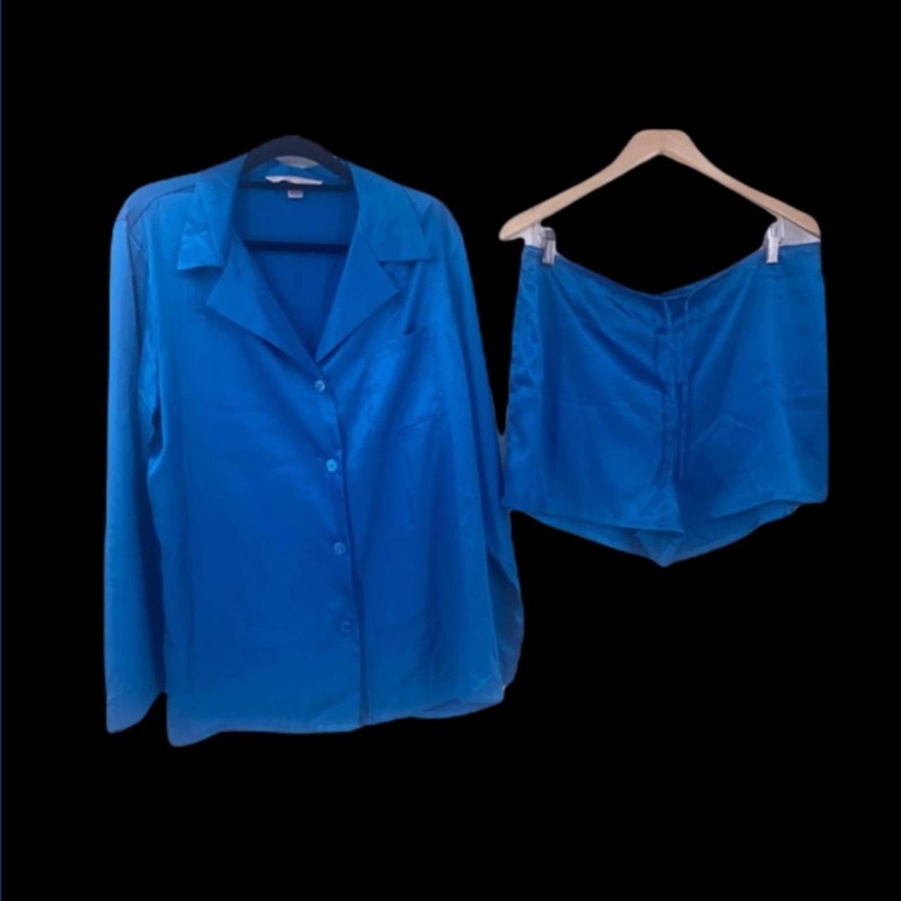 Product Image 1 - Victoria Secret blue pajama set