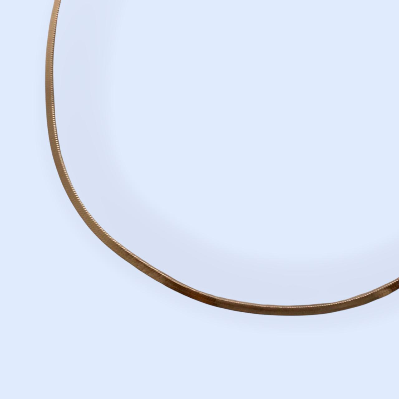 Product Image 1 - Gold snake chain necklace  18in