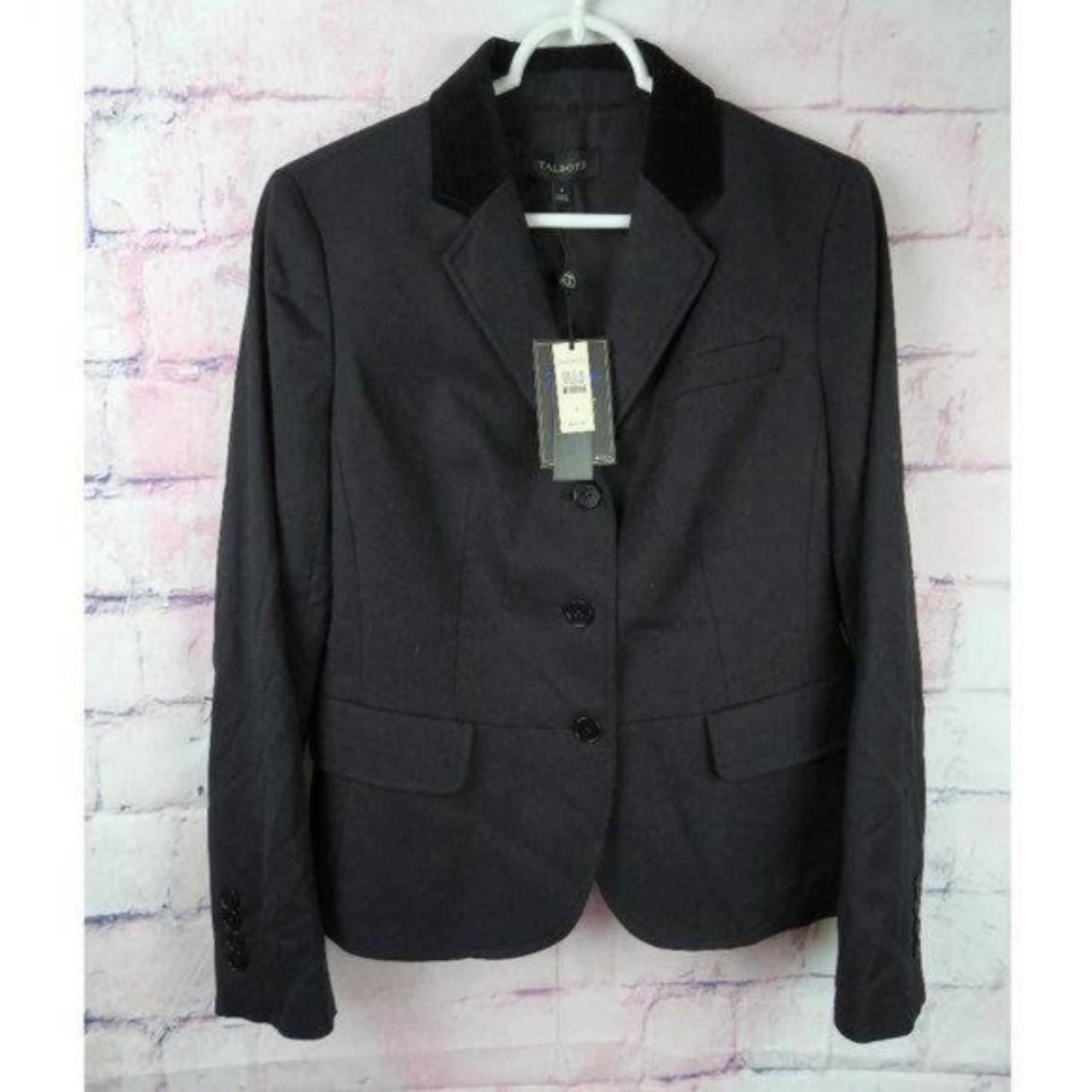 Product Image 1 - Talbots Black Blazer Jacket Size