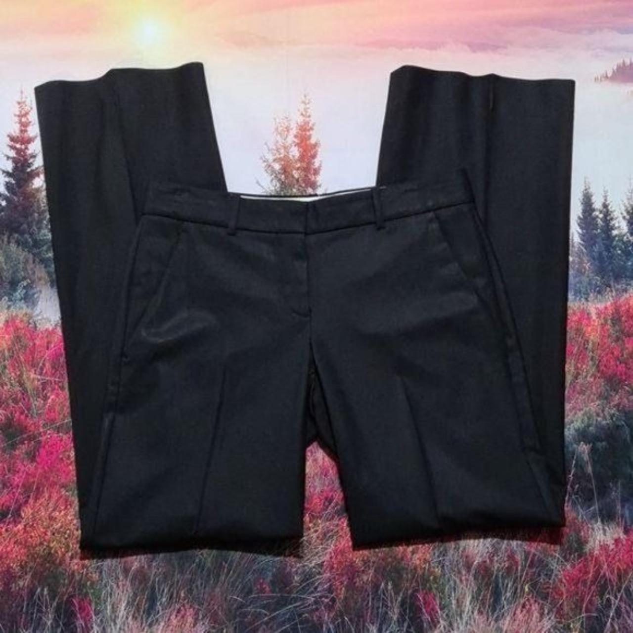 Product Image 1 - THEORY Pleated Black Dress Pants
