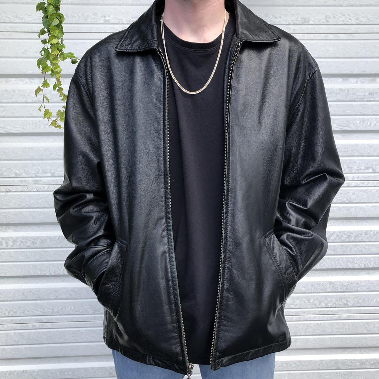 Product Image 1 - Wilson's Leather Jacket  Condition: Gently