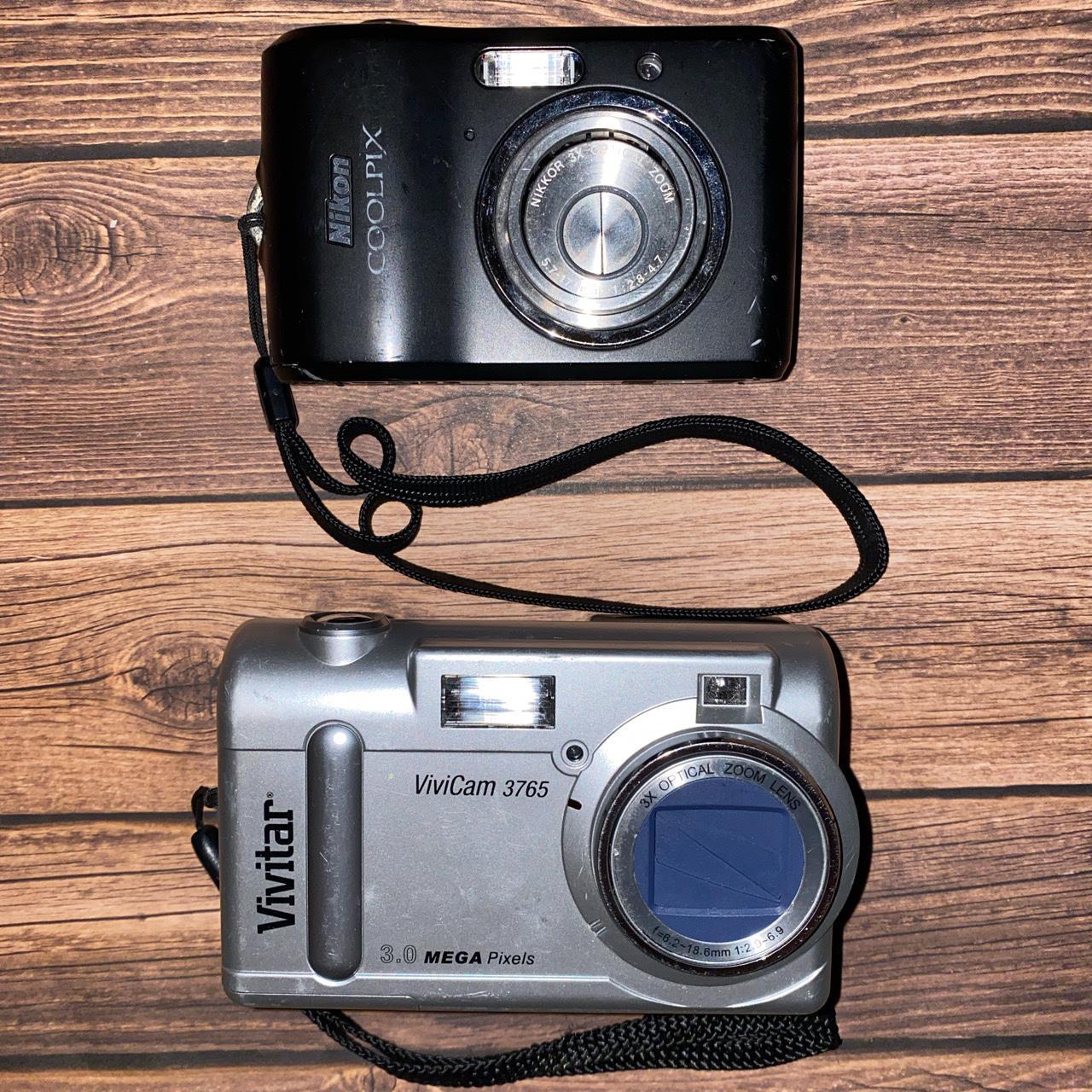 Product Image 1 - Used  2 Cameras Bundles  Vivitar