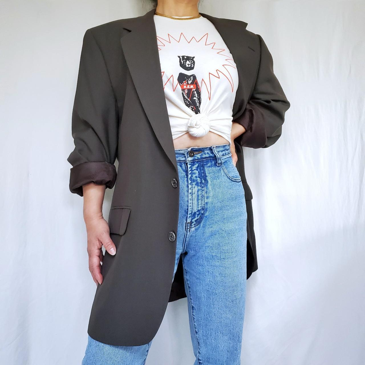 Product Image 1 - Vintage Halston oversized blazer  ❗OUT OF