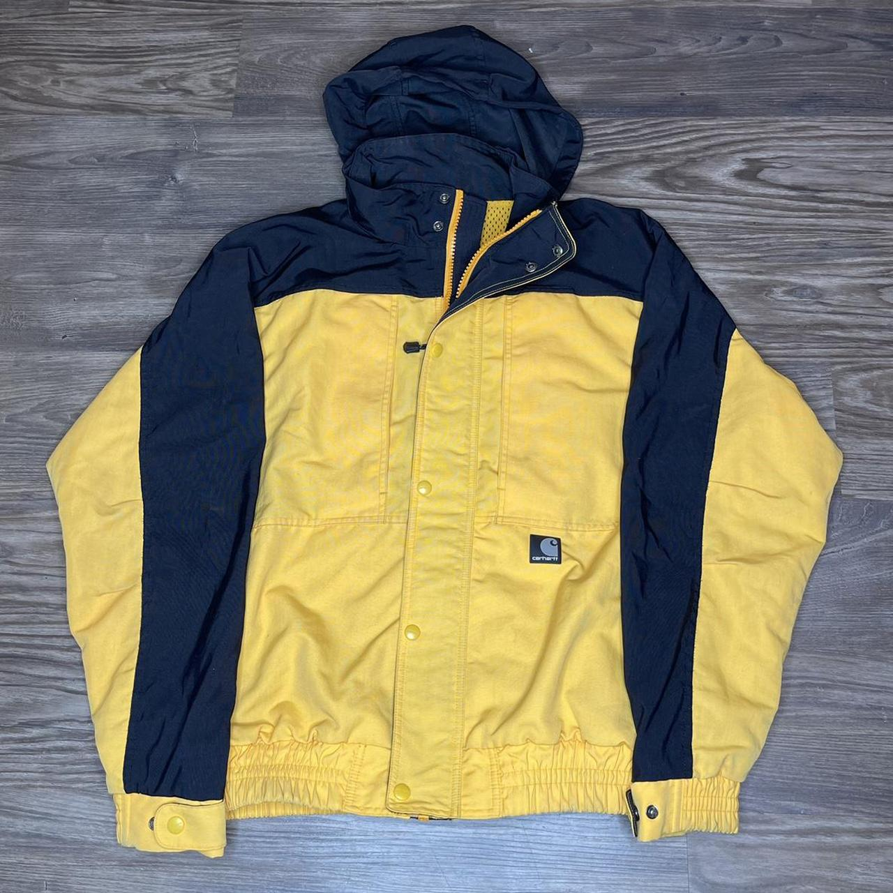 Product Image 1 - Vintage 90s carhartt jacket -good condition