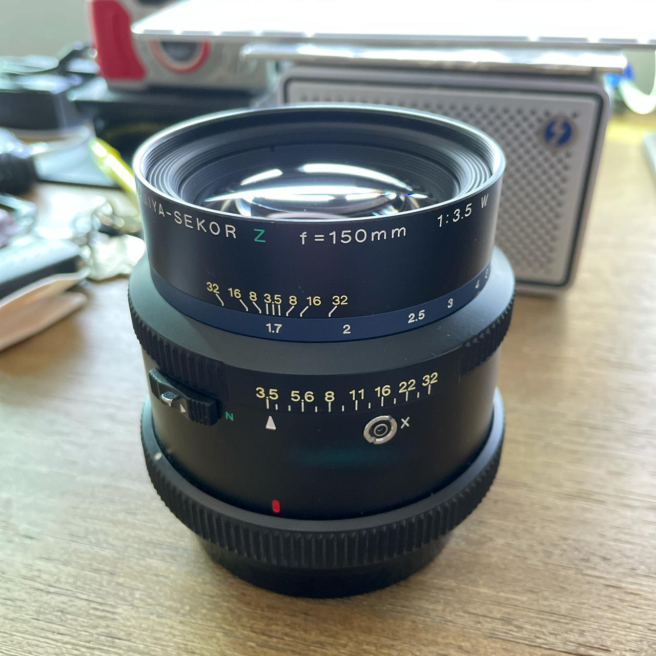 Product Image 1 - Mamiya RZ67 Sekor Z 150mm
