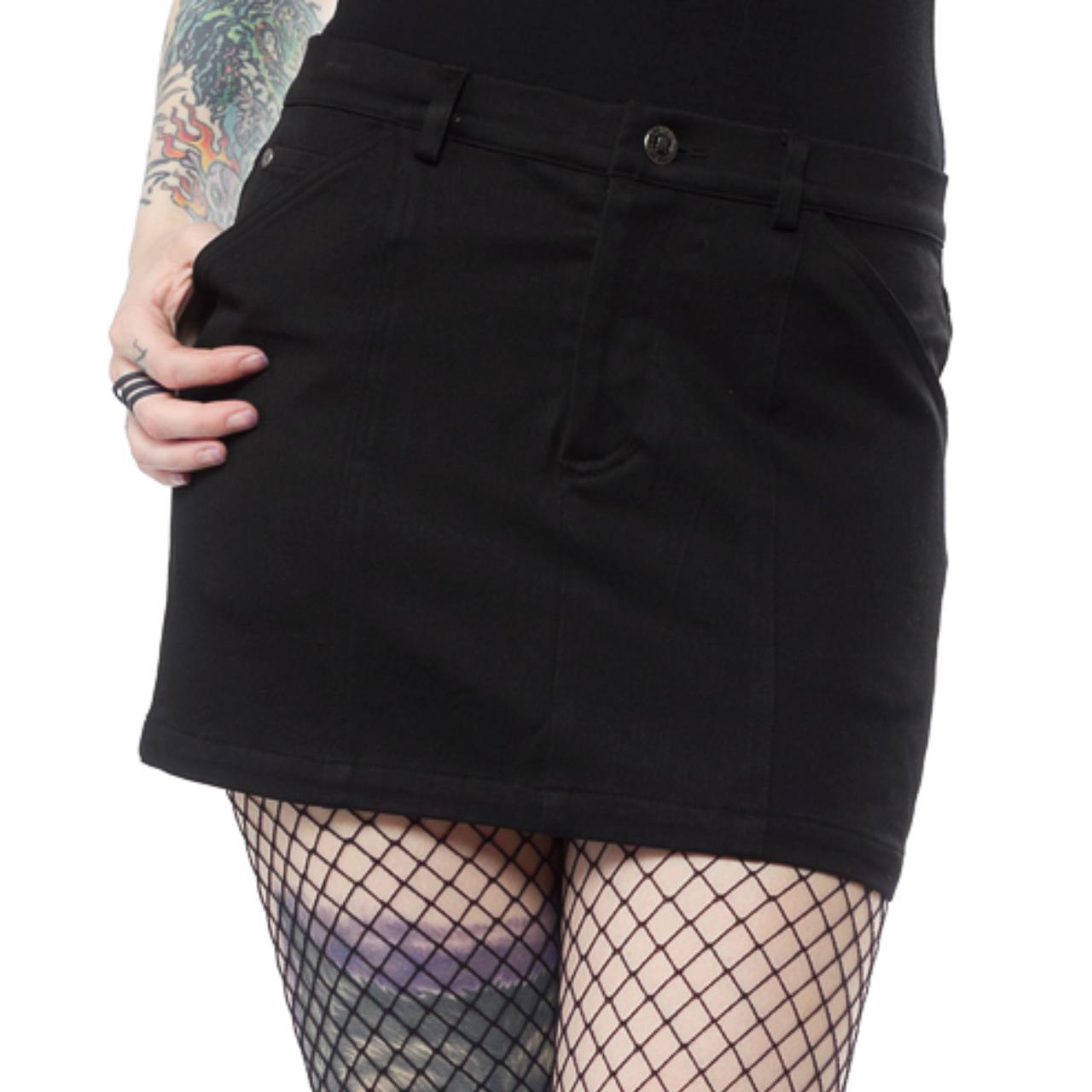 Product Image 1 - Sourpuss Five Pocket Mini Skirt
