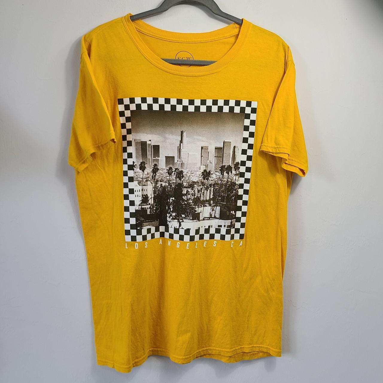 Product Image 1 - Los Angeles California Yellow Black
