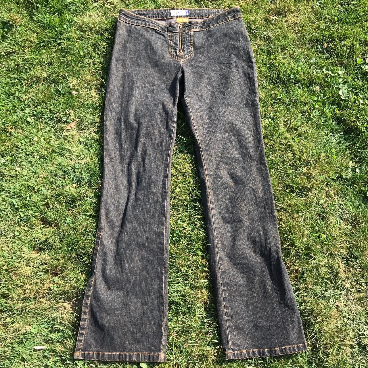 Product Image 1 - Y2k statement jeans with zipper