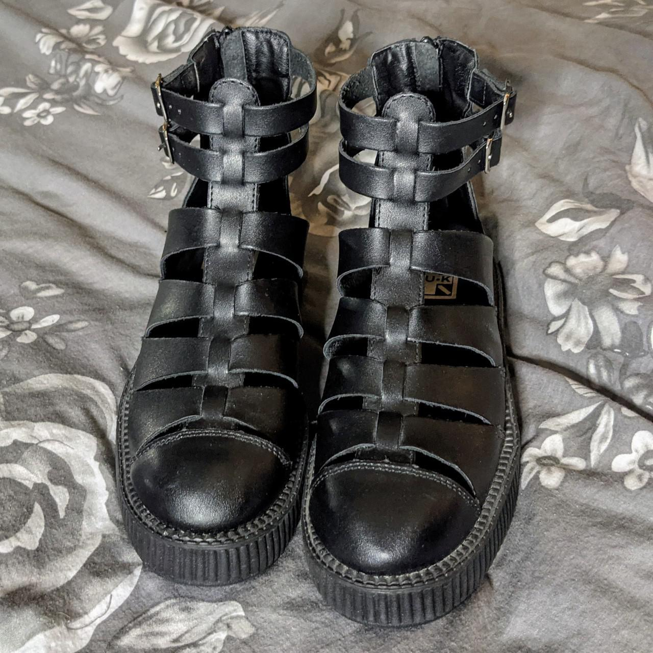 Product Image 1 - 💀T.U.K. Gladiator Sandals!💀 ▪Brand: T.U.K.