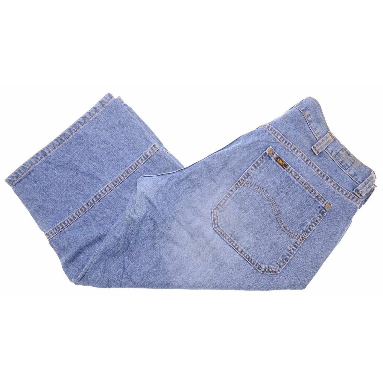 Product Image 1 - LEE Mens Capri Jeans W34