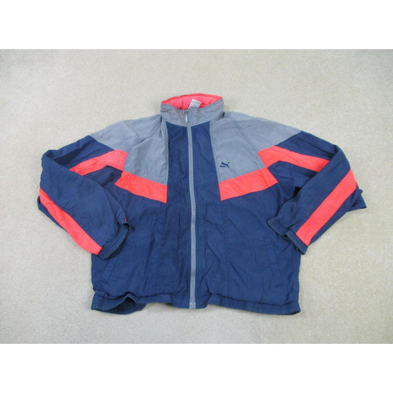 Product Image 1 - Puma Jacket Adult Large Blue
