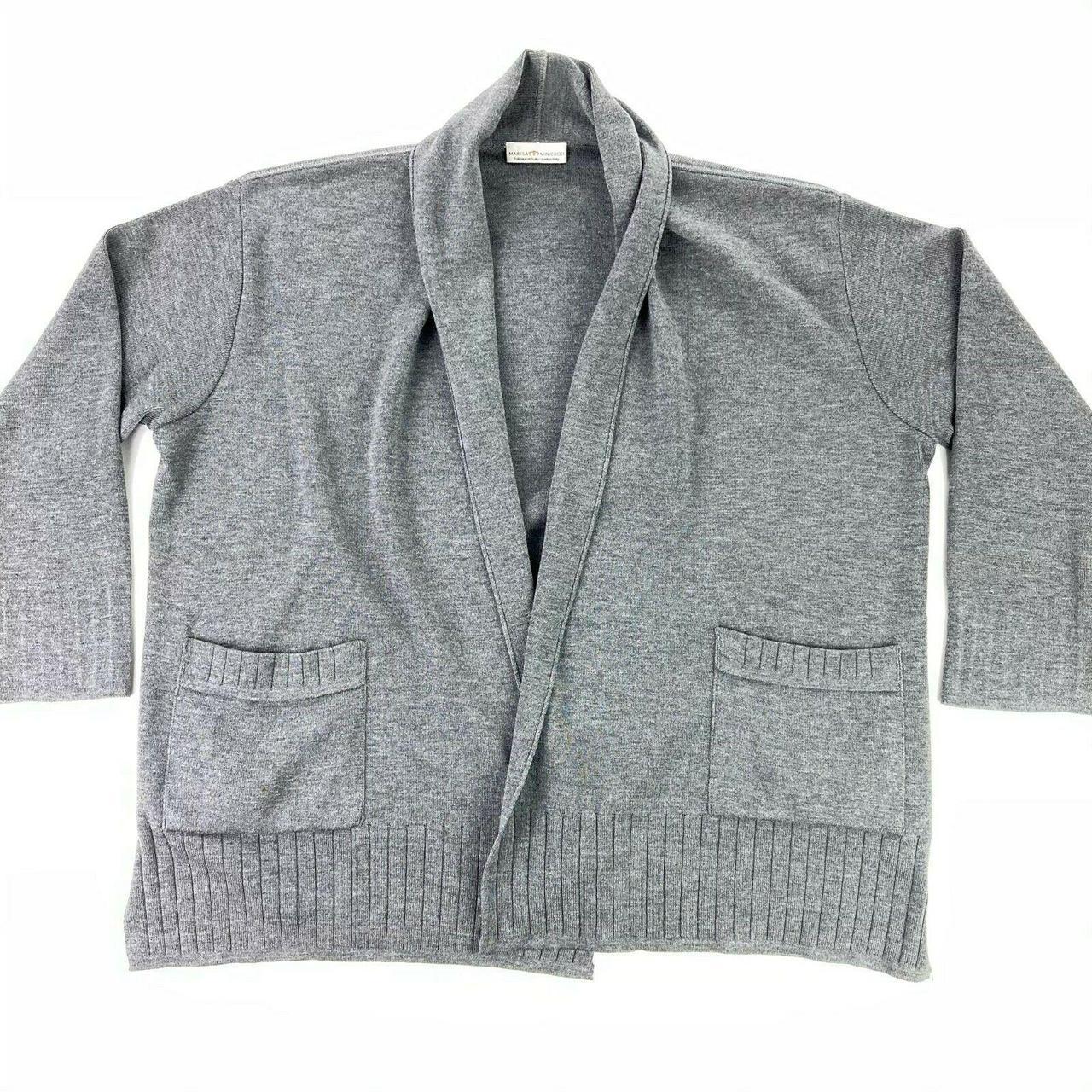 Product Image 1 - Marisa Minicucci Womens Gray Knit