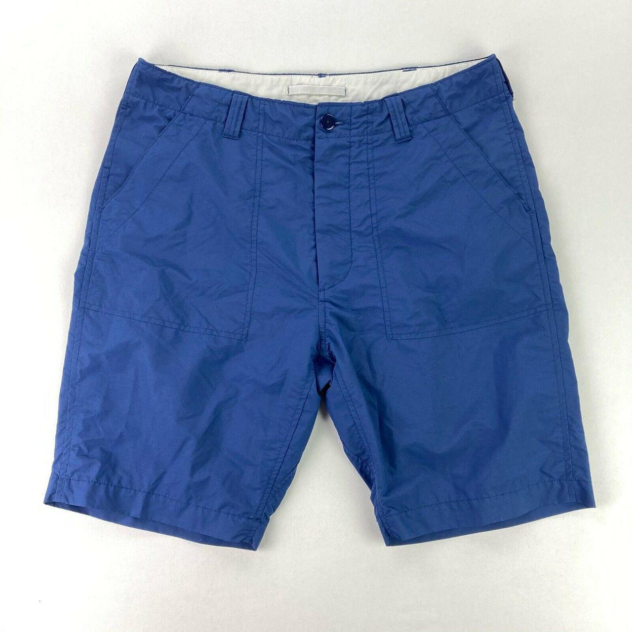 Product Image 1 - Nanamica Mens Flat Front Shorts