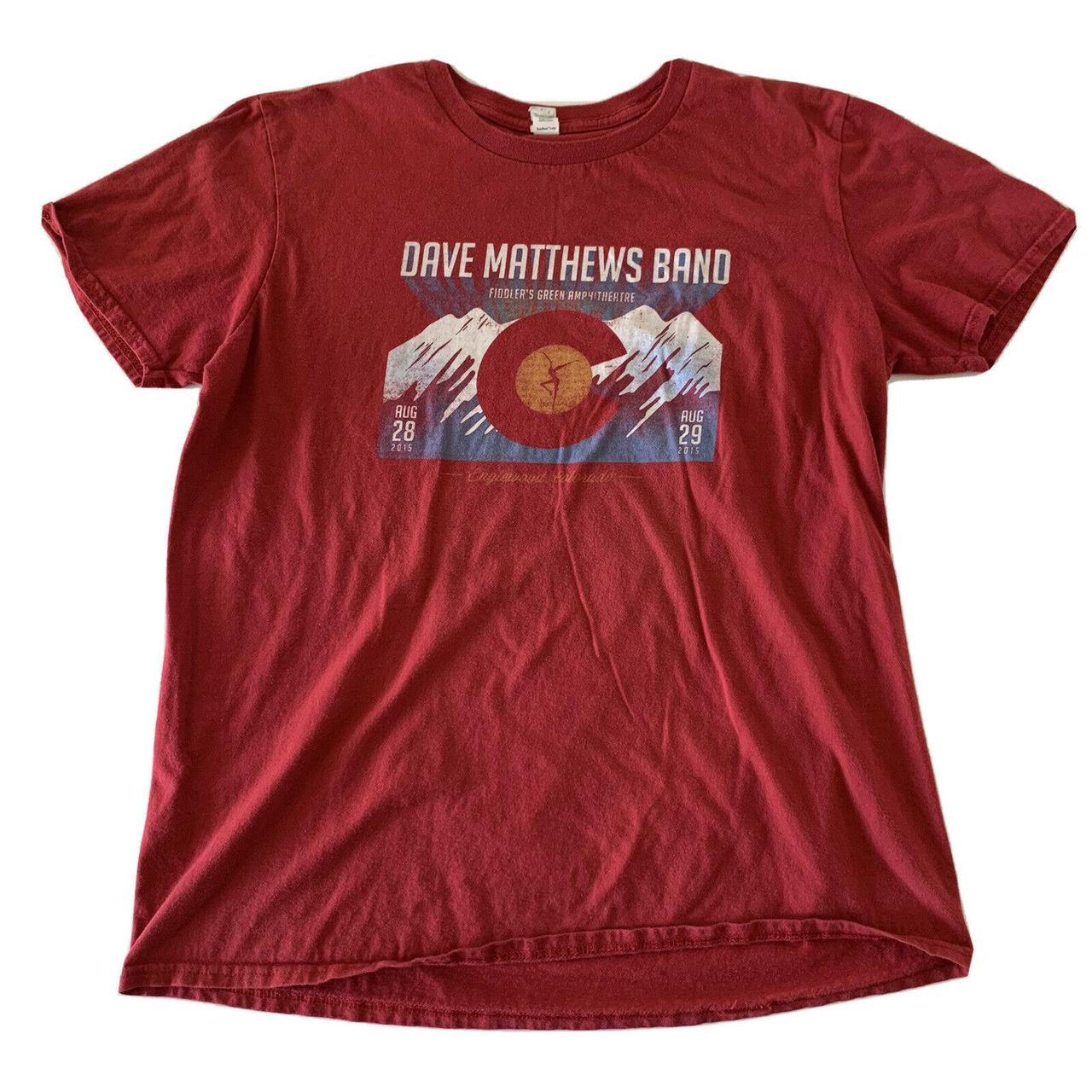 Product Image 1 - Dave Mathews Band Colorado 2015