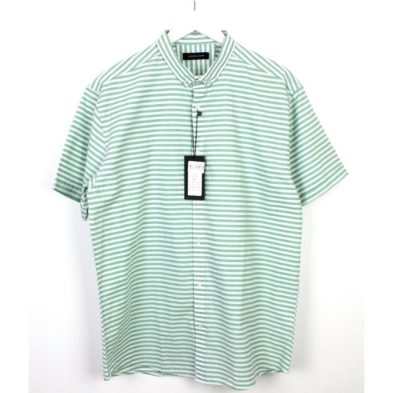 Product Image 1 - Selected Homme Short Sleeve White
