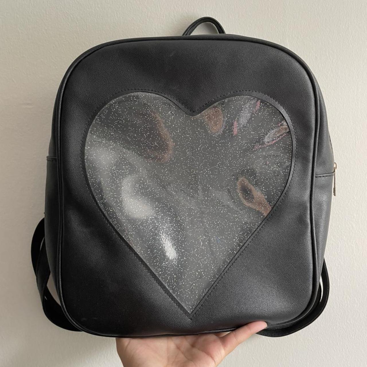Product Image 1 - Black heart ita bag 💼🖤