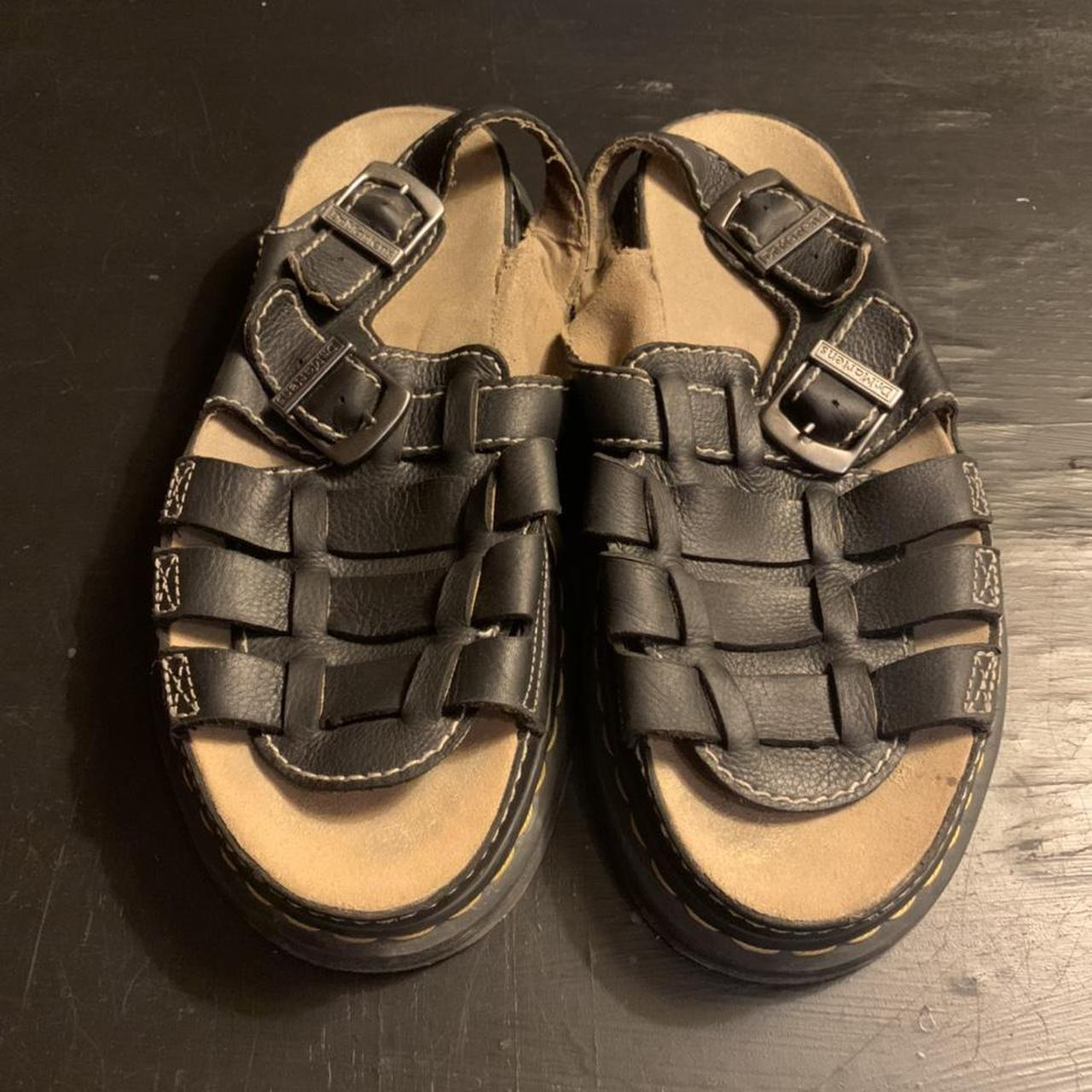 Product Image 1 - Doc Marten Leather Fisherman Sandals