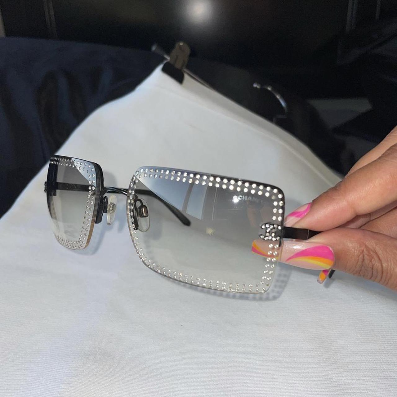 Product Image 1 - RARE Chanel 4105-B sunglasses 💎