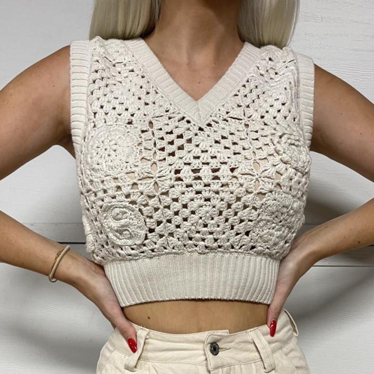 Product Image 1 - Staud Crochet Top!   Super cute