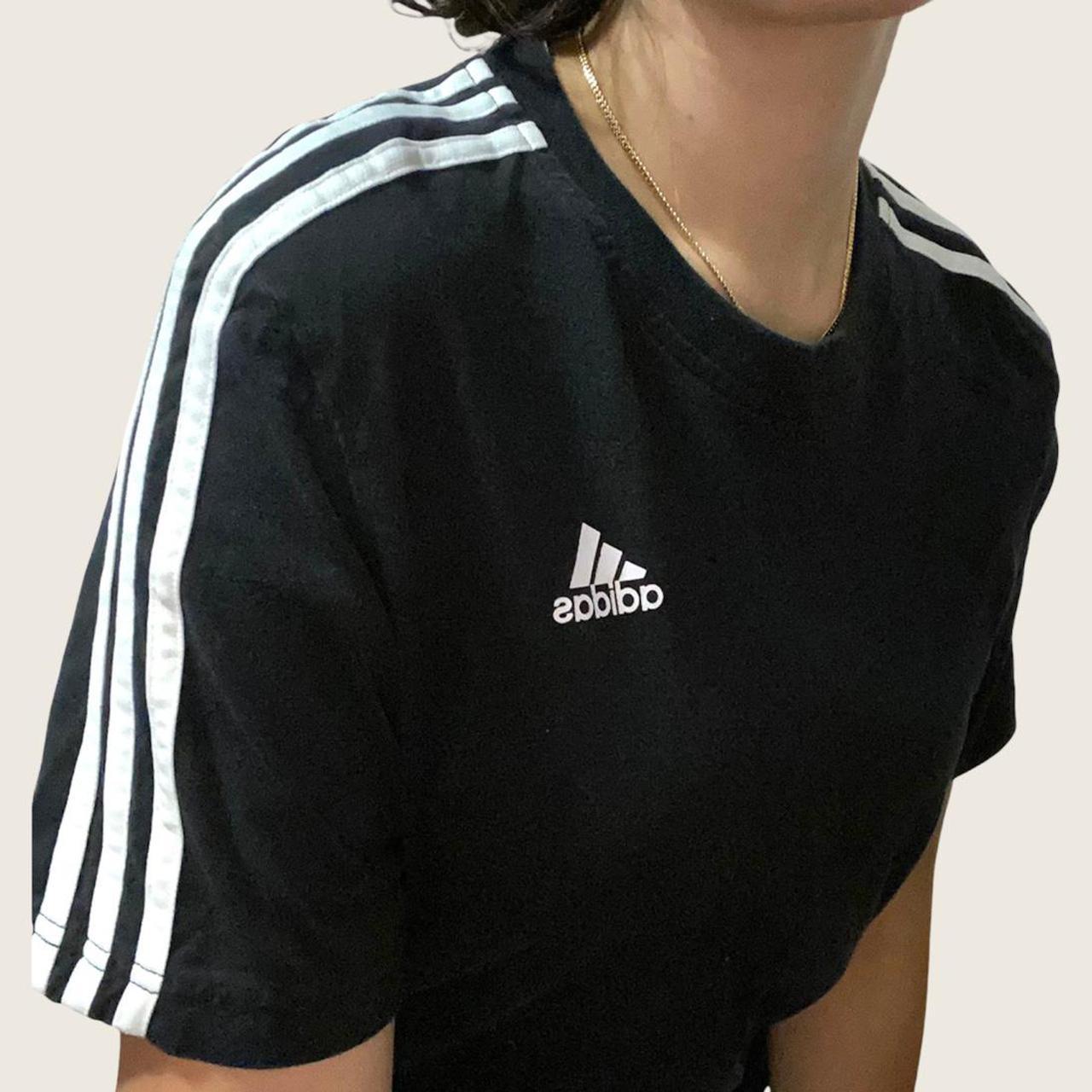 Product Image 1 - Mens Medium Adidas 3 Stripes