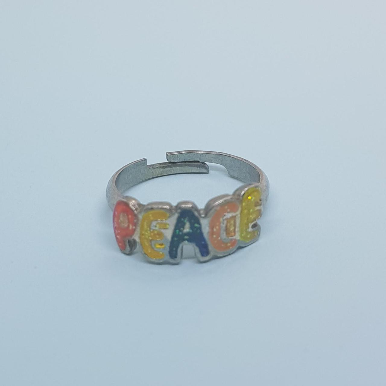 Product Image 1 - 00s Peace ring  Because of the
