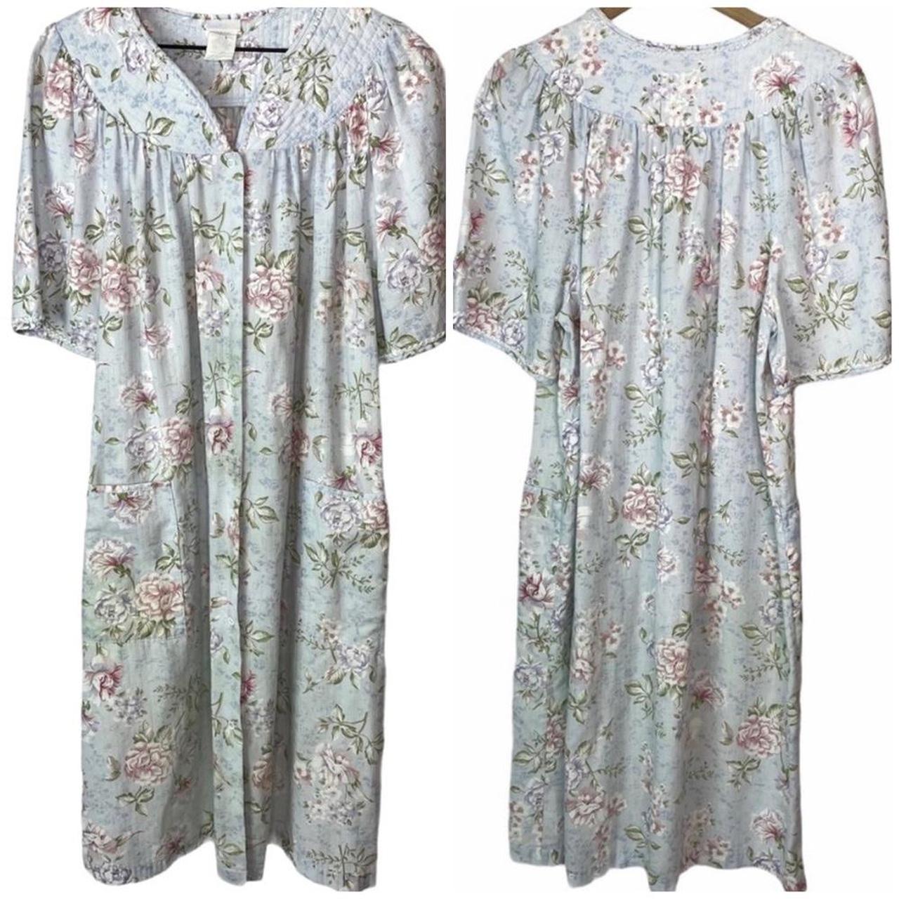 Product Image 1 - Vintage short sleeve mumu type