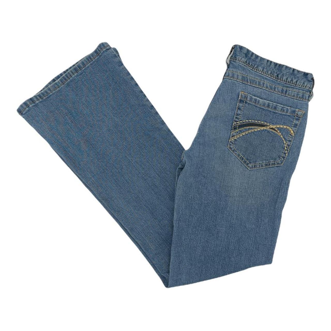 Product Image 1 - VINTAGE Y2K flared Deb Jeans