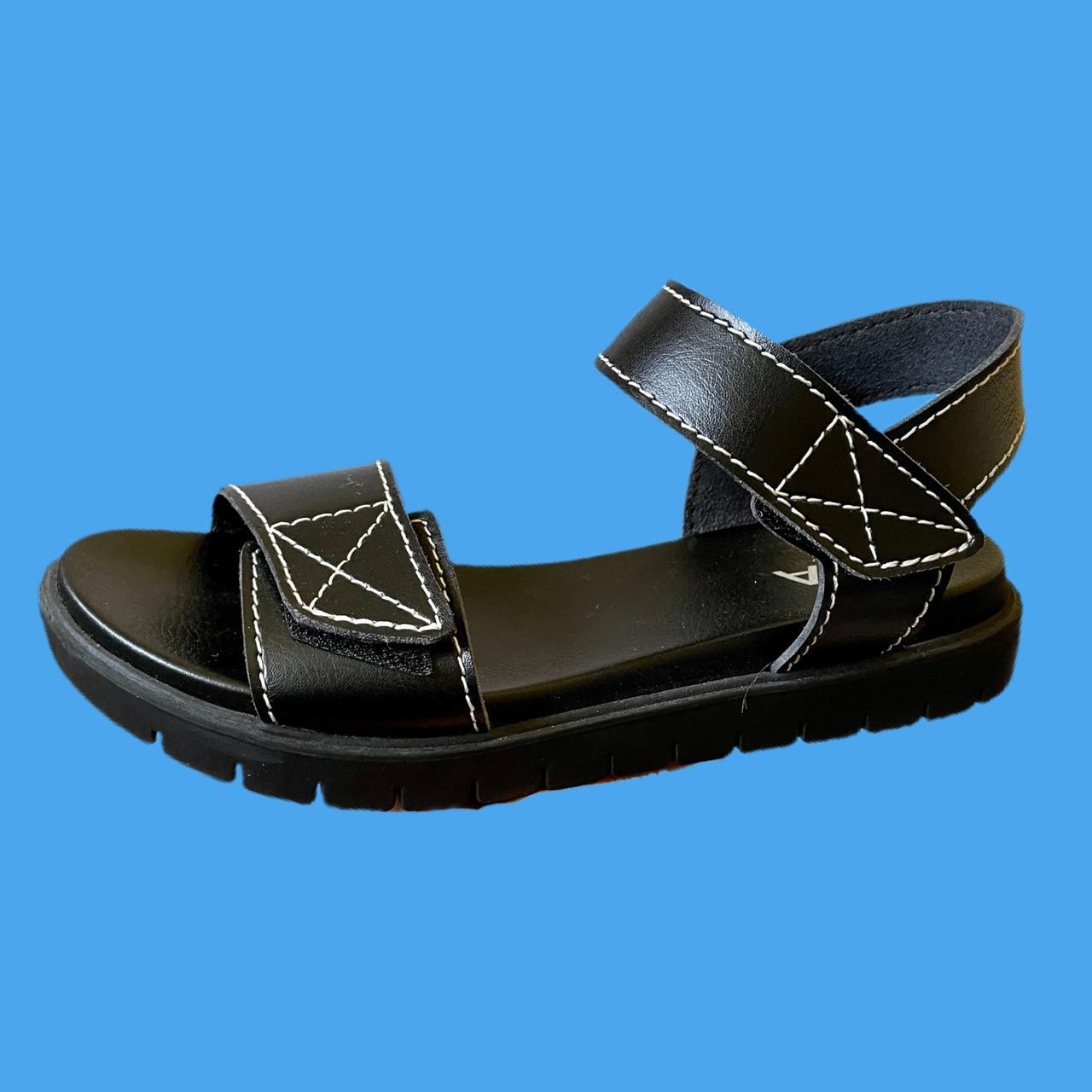 Product Image 1 - • Y2K MIA Velcro Black