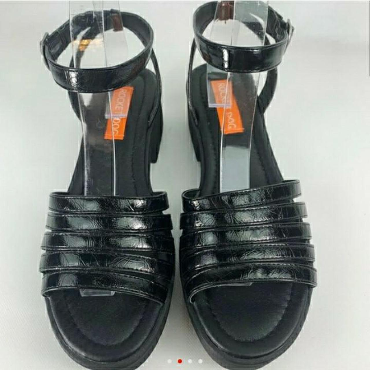 Product Image 1 - Vintage Platform Sandals  -perfect for date