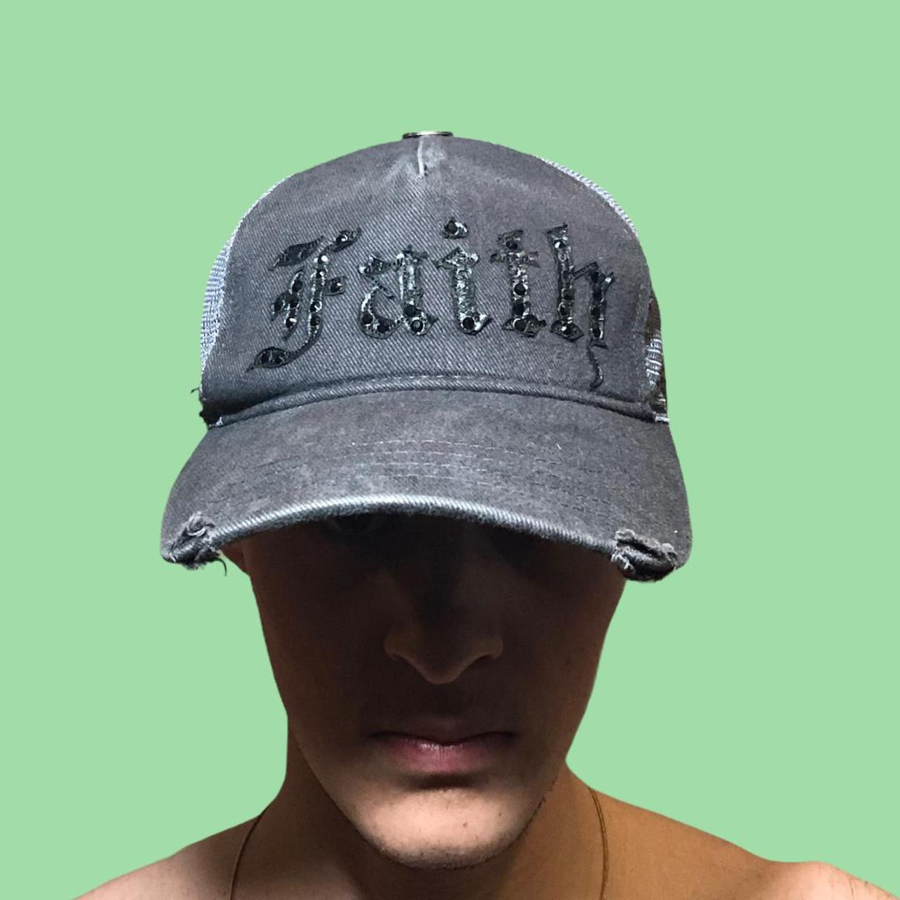 Product Image 1 - Distressed Faith Connection Y2K trucker