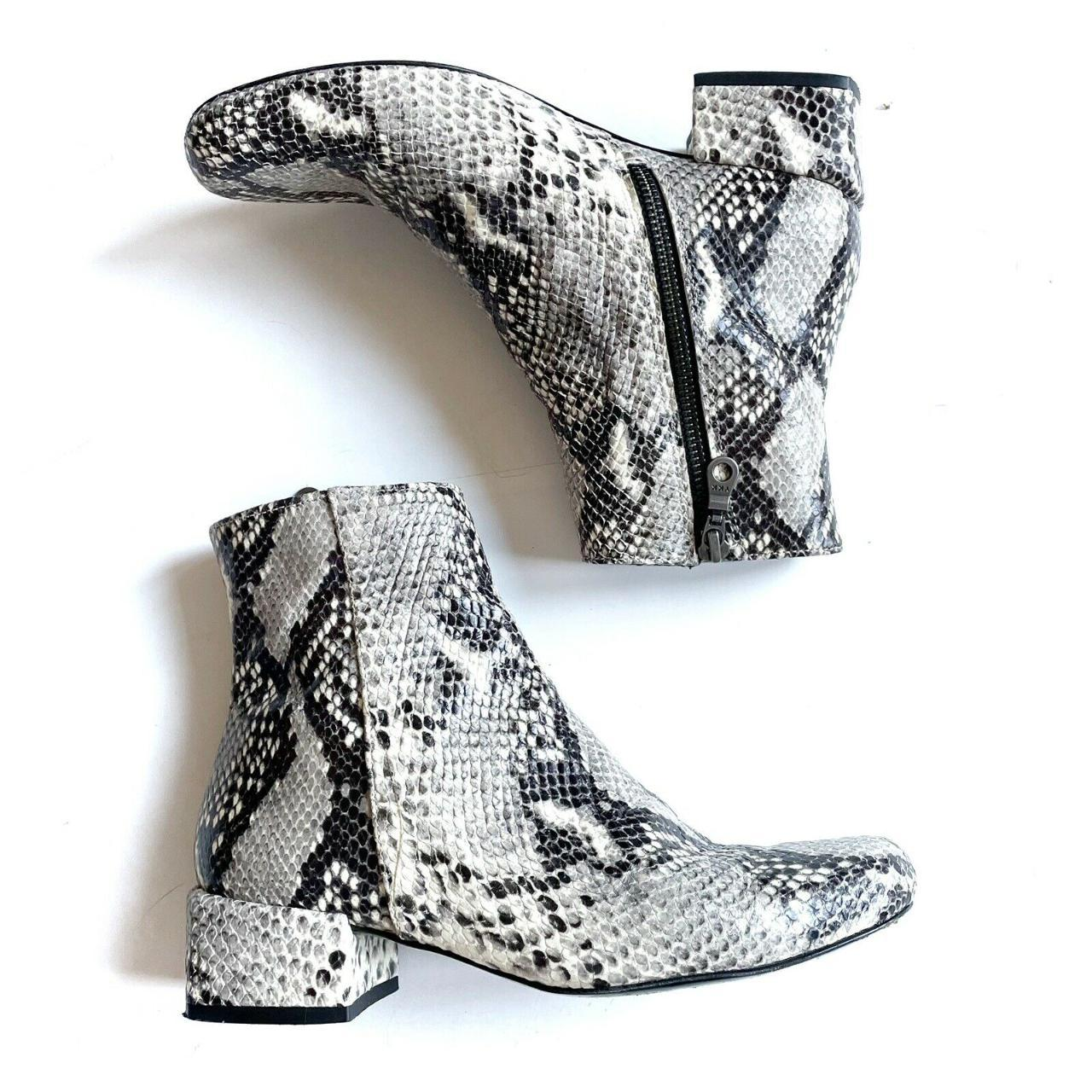 Product Image 1 - Modern Vice Snake Ankle Boots