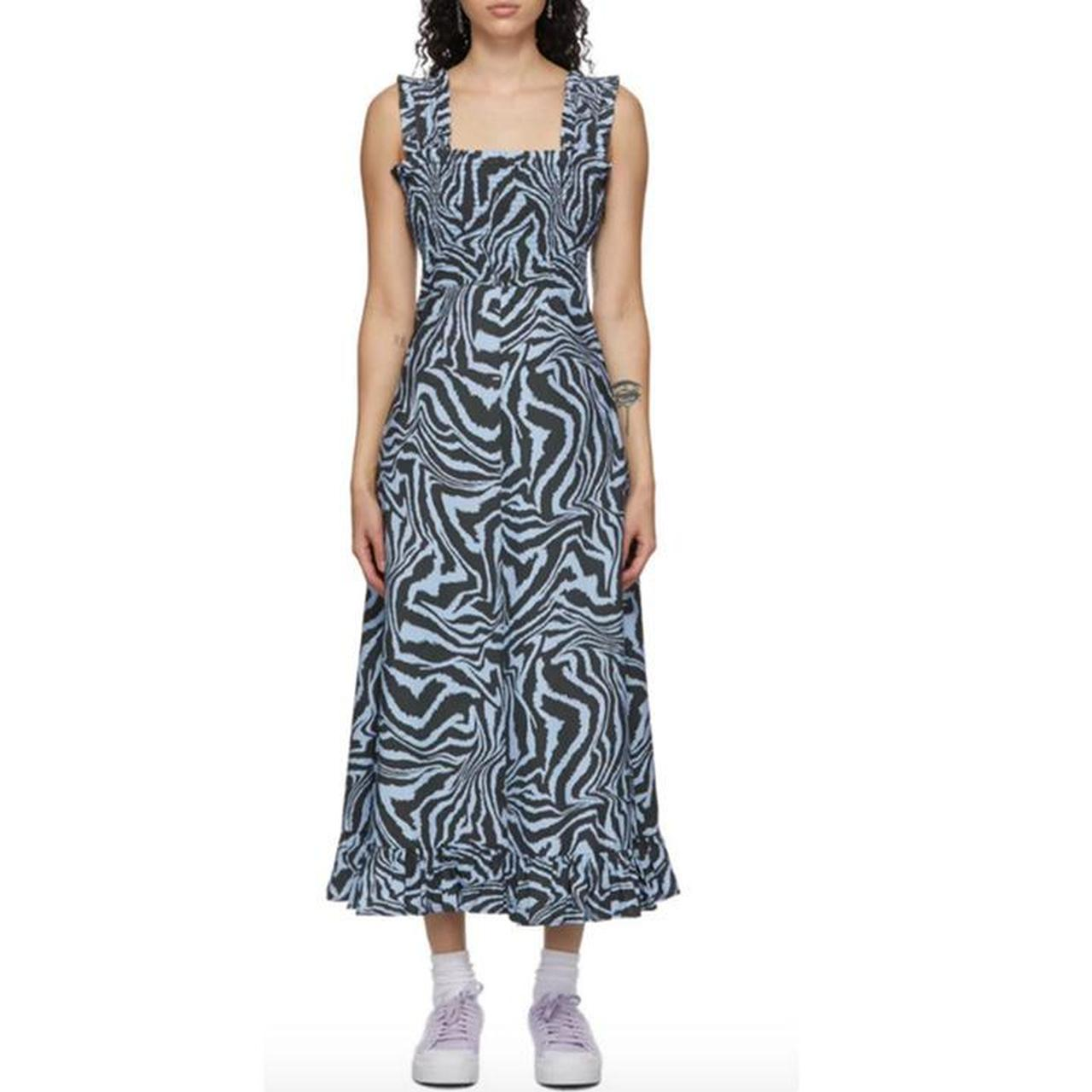 Product Image 1 - GANNI LONG DRESS  Collaboration with