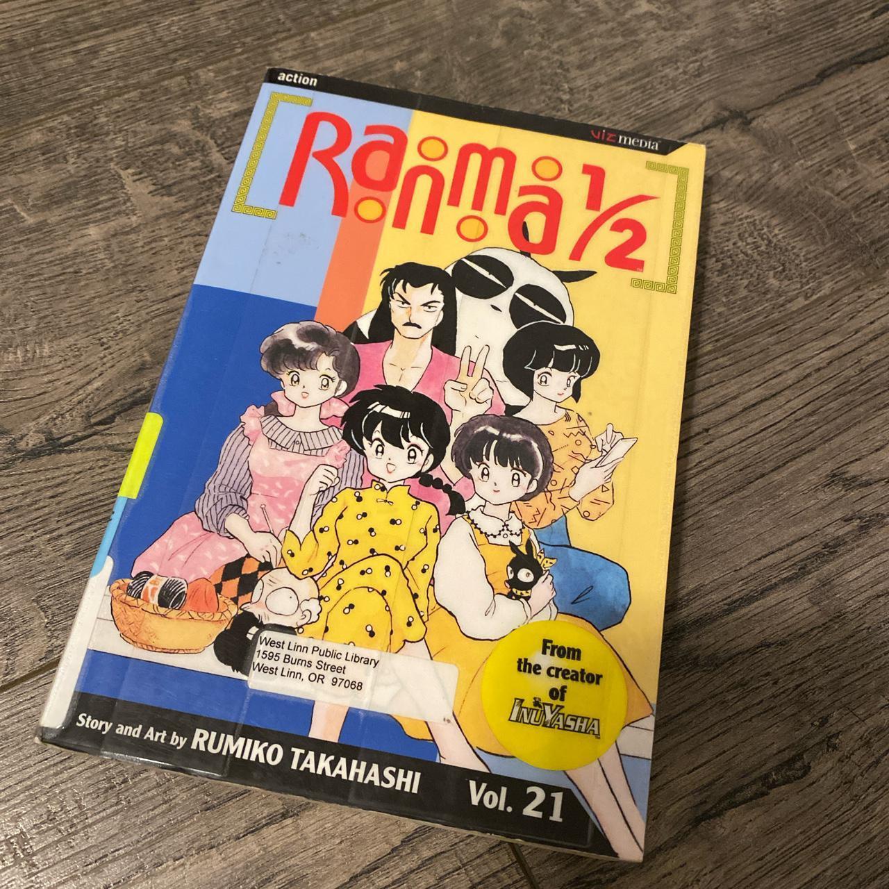 Product Image 1 - ★彡 Ranma 1/2 Manga ★彡  -
