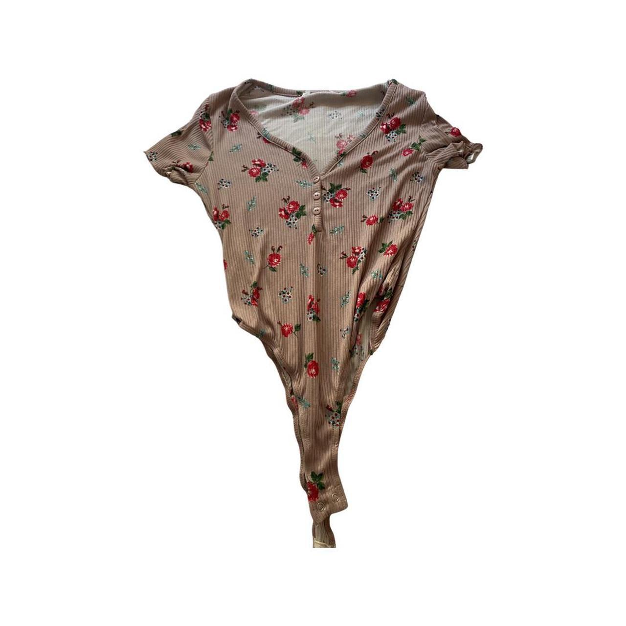 Product Image 1 - floral button up bodysuit   ✿no