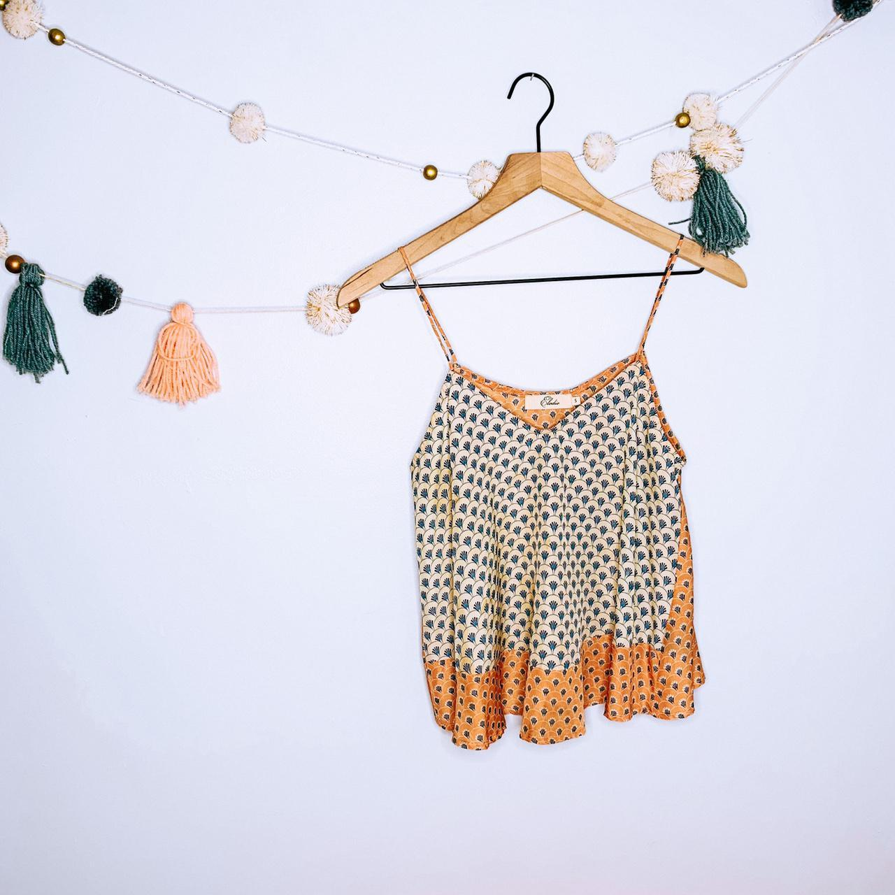Product Image 1 - Elodie handkerchief flowy patterned crop