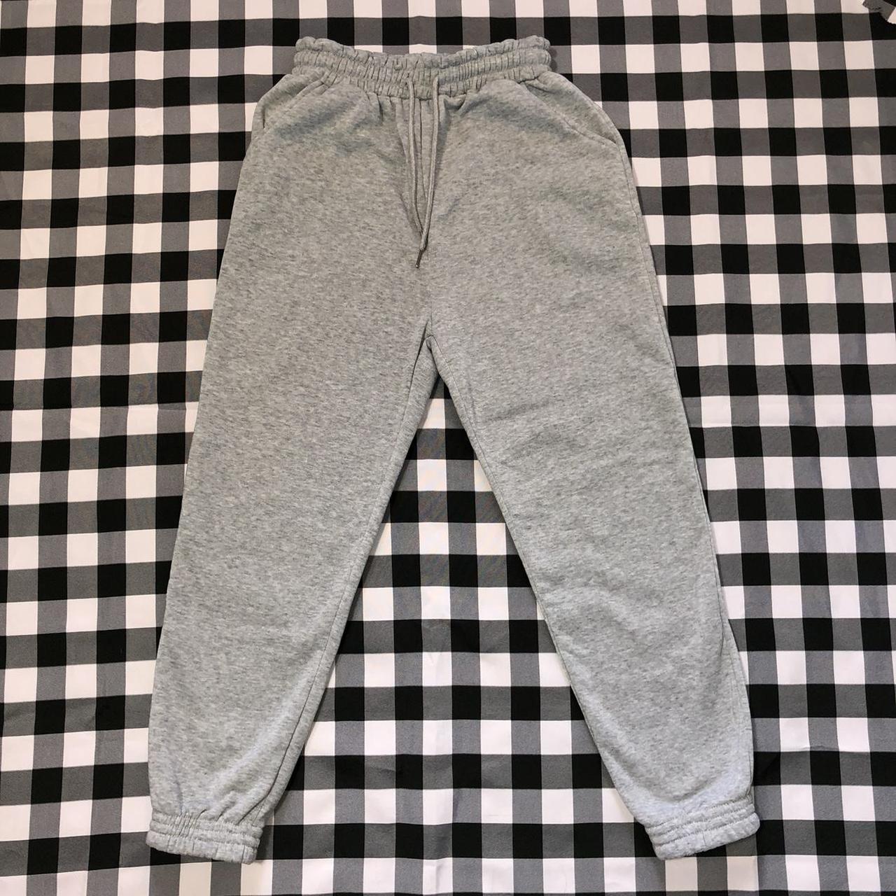 Product Image 1 - Shein grey high ruffled sweatpants