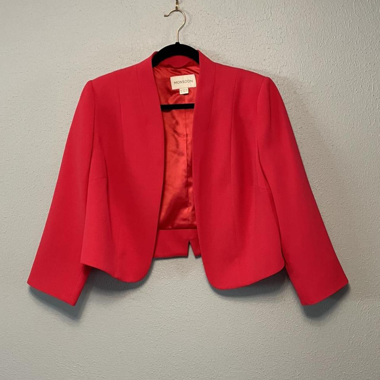 Product Image 1 - Red Blazer  Red Monsoon blazer in