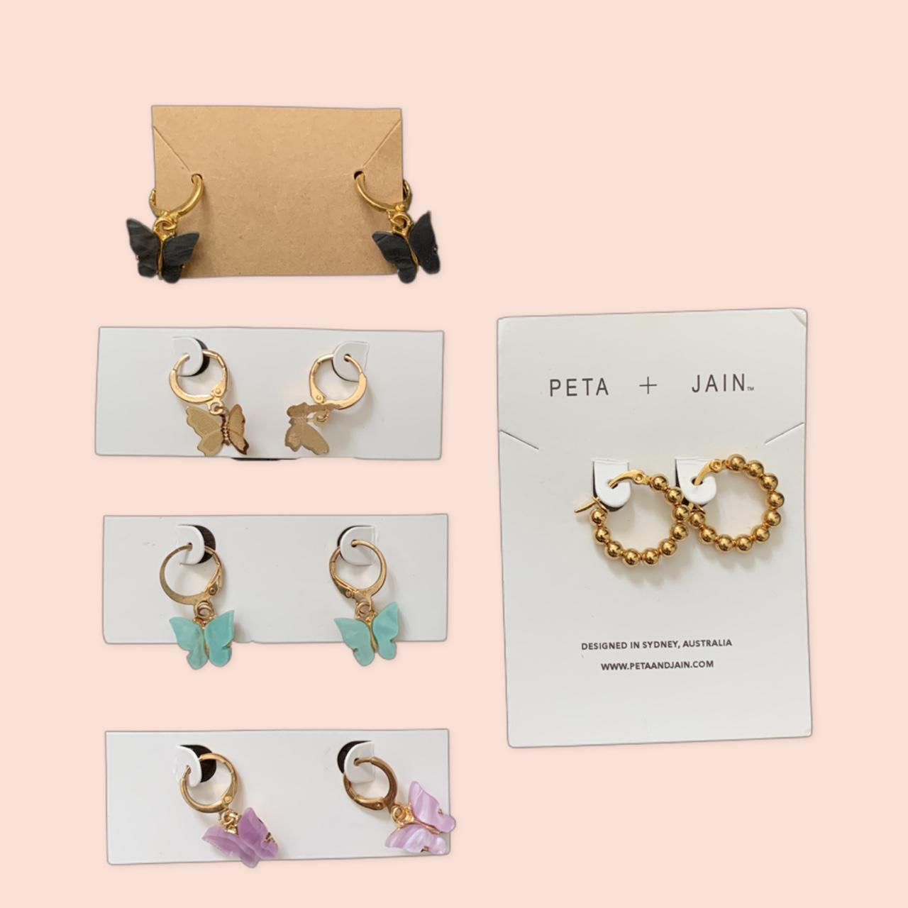 Product Image 1 - Modded earrings bundle  Butterfly pastel