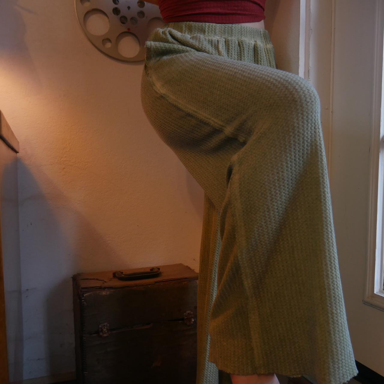Product Image 1 - crazy comfy waffle knit sage